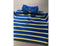 Ralph Lauren Polo Shirt age 7