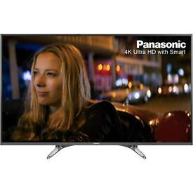 "Panasonic 40"" 4K Smart LED Tv wi-fi warranty free delivery"