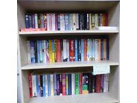 VARIOUS BOOKs, paperback and hardbacks.