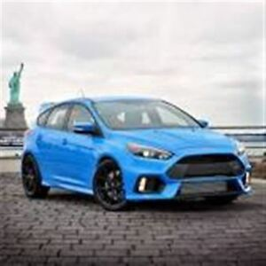 2016 Ford Focus RS Executive Unit