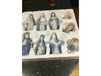 China Nativity Set