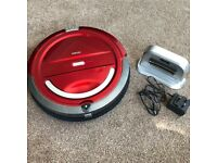 Pifco Self Docking Robot Vacuum Cleaner. Excellent condition. RRP £140.