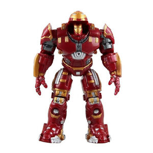 Marvel Avengers 2 AGE OF ULTRON HULK BUSTER IRON MAN 6.7'' Figure Toys Ffhka2