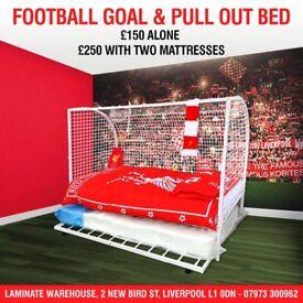 Amazing football beds
