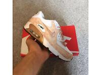 Nike Air Max 90 Print Mesh GS | UK 4.5 | New in original box
