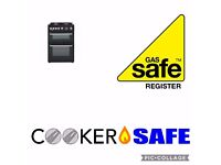 CookerSafe™ Gas Cooker Installation Services All manchester Covered