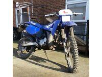 Yamaha dt125r 2002 stock