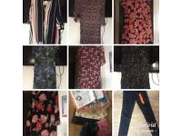 14 items of clothing for £15 used and brand new