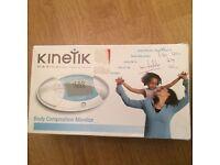 Kinetik body monitor £7 no offers