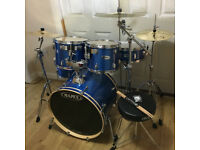 Stunning Fully Refurbished Mapex V Series Drum Kit with New Cymbals ~Free Local Delivery~
