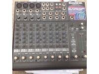 Mackie 1202vlzpro mixer