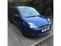 Ford Fiesta Style, 1.4 TDCI, 08 Plate