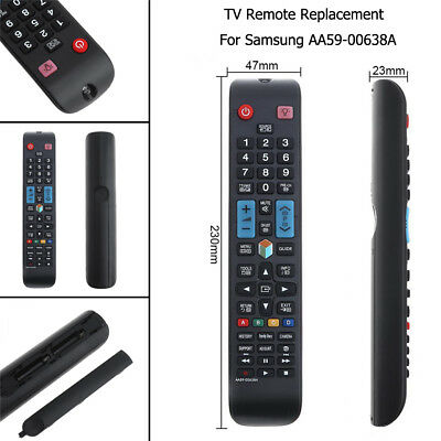 Reemplazo TV Mando a Distancia Remote Control para samsung AA59-00638A Smart TV