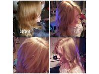 MOBILE HAIRDRESSING. HAIRDRESSER Norwich
