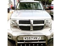 dodge nitro 2.7 automatic in perfect condition the collection of the car must be in Madrid Spain