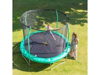 10ft Trampoline - Near perfect condition, only 2 months old.