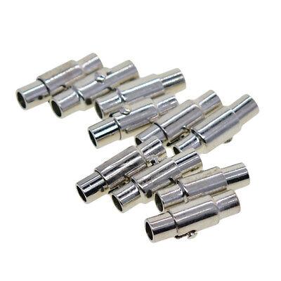 10 Sets magnetische Schmuckverschlüsse Verschluss für Schmuck Halskette ()