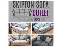HALF PRICE 2 & 3 Seat Sofas from £299