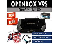 Openbox v9s with Built in Wifi