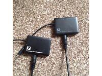 7dayshop Wireless Bluetooth Receiver + A2DP Bluetooth Wireless Audio Transmitter