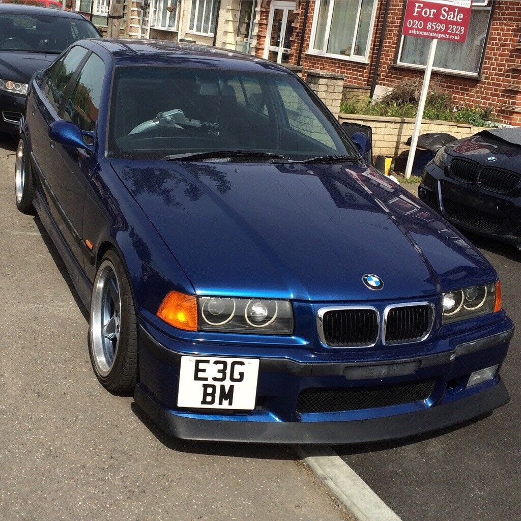 1998 BMW M3 EVO E36 SALOON INDIVIDUAL COMPLETE ENGINE