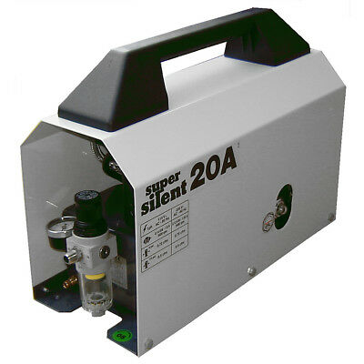 Silentaire Super Silent 20a Air Compressor