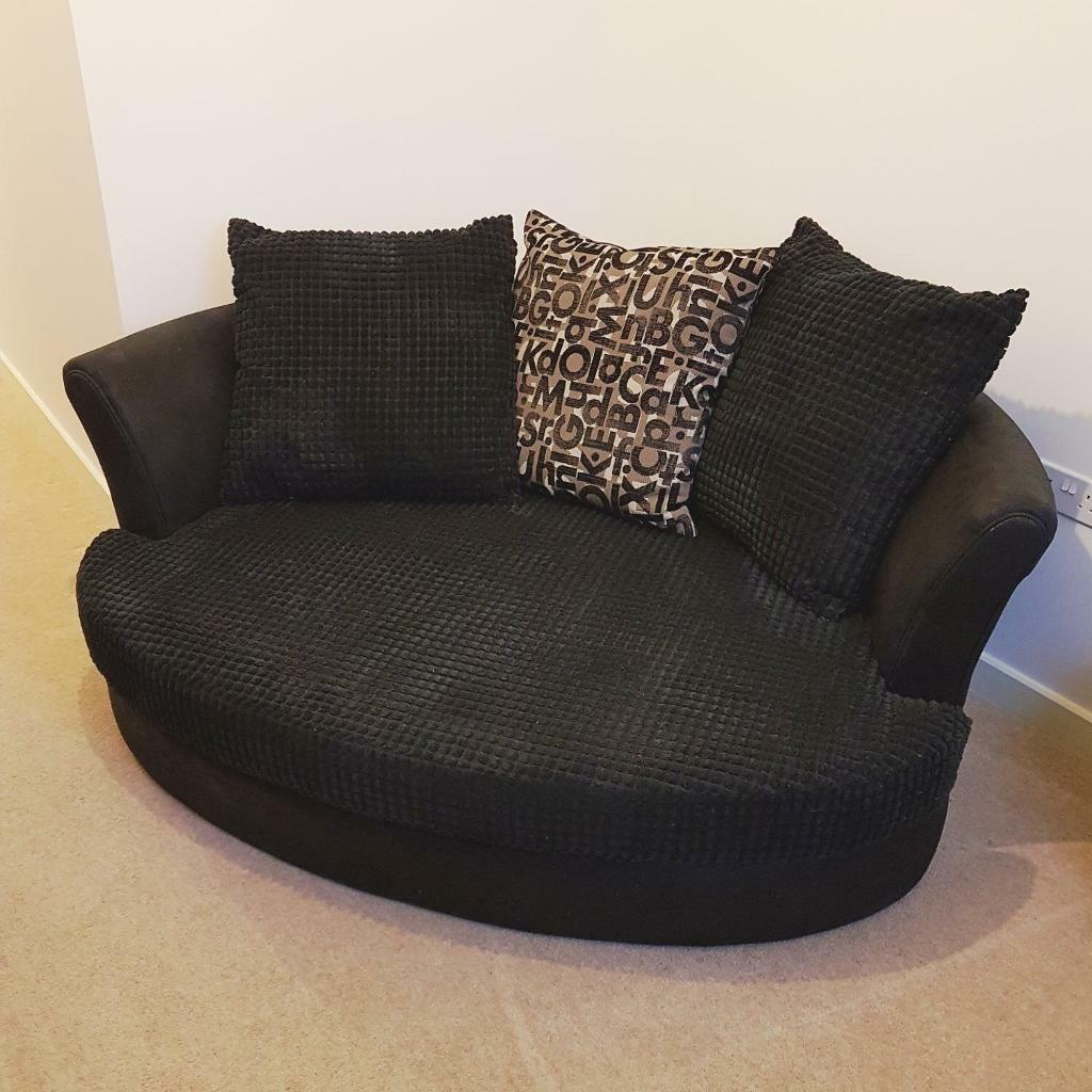 Large Cuddle Chair/Sofa - open to offers!