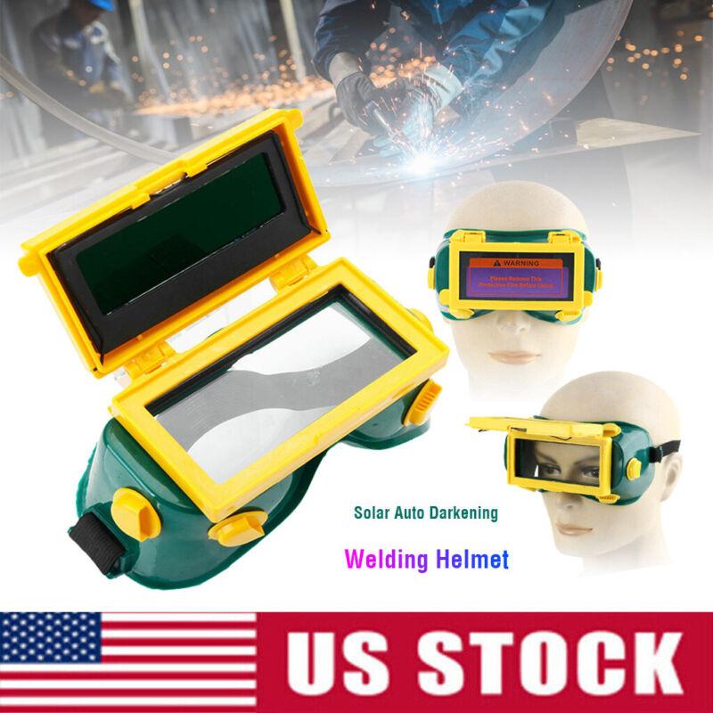 Auto Darkening Welder Welding Eyes Goggles Glasses Helmet Mask Eyes Protector US