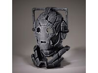 Official Doctor Who Cyberman Mercahndise