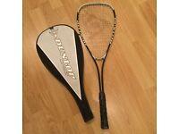 Dunlop Max Ti full size squash racquet