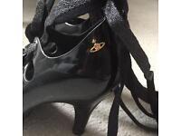 Vivienne Westwood gillie shoes