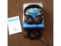 Sennheiser dj headphones hd 280