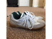 Worn Once Hi Tec Squash Court Shoes Size 9 (UK)