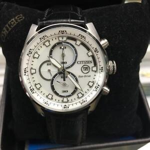 WOW BELLE MONTRE CITIZEN ECO DRIVE SEULEMENT 199.95$