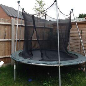 8ft Trampoline for sale £15