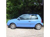 Lupo May 19 MOT reliable fun car