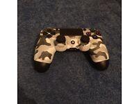 PS4 Urban Camo controller