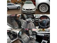 For sale BMW 325i se in titanium silver mint condition 2008 59000, full service history.