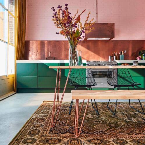 Ongekend ② Grote Eettafel | Maat tafels tot 5 meter lang | Allon Dery AG-67