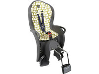 Brand NEW Orla Kiely Hamax Child Bike Seat