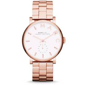 BRAND NEW AUTHENTIC LADIES MARC JACOBS WATCH MBM3244