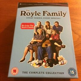 The Royle Family The Complete Collection