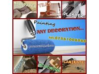 All renovation and decorative work ... Cheap and reliable ... Twenty-five years of experience ...