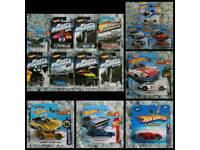 Hot Wheels car collection bundle group lot Fast and Furious Porsche McLaren Ferrari
