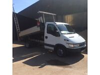 Iveco daily tipper 2006 3.5ton like ford transit