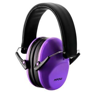 NEW Mpow Kids Earmuffs / Ear Defenders Comfortable Kids Safety Ear Muffs Shooter Hearing