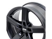 "ATS Emotion brand new Alloy wheels 18"" inch x 8j 5x114.3 matt black alloys wheel 5x114 5 x 114.3"
