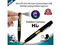32GB Mini Hidden SPY Pen HD Cam Camera Video USB DVR Recording SpyCam UK Seller