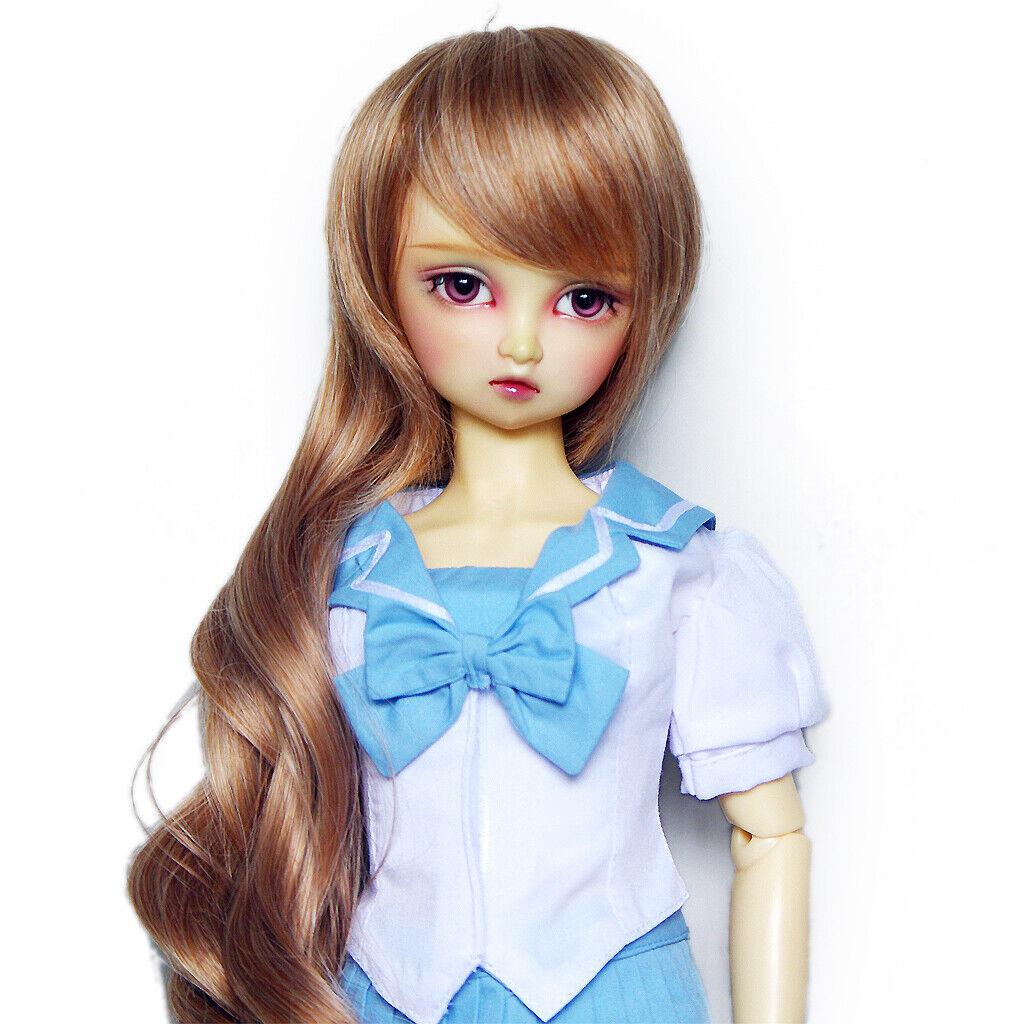 wamami Light Blue Cosplay Mirai Suenaga 1//3 SD AOD DOD BJD Dollfie Uniform