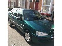 Peugeot 106 Independence Excellent runner, cheap to tax and insure.